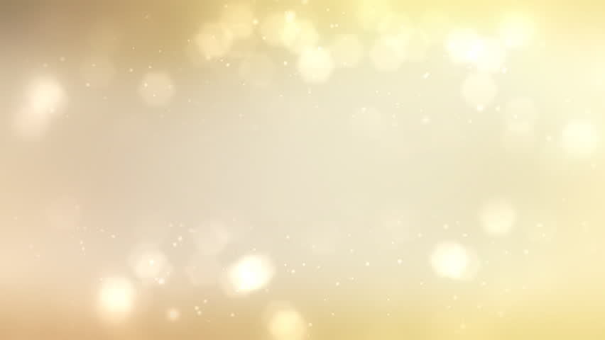 A seamless gold background loop featuring falling stars with space for text. | Shutterstock HD Video #547513