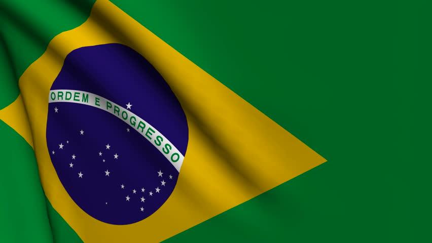 Brazil soccer animation