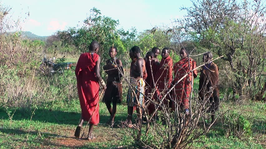 an analysis of masai marriage ceremony in tanzania Maasai enkiama a man without a the father of the bride must spit on her head and breasts before the wedding begins-after the wedding ceremony a maasai wedding.