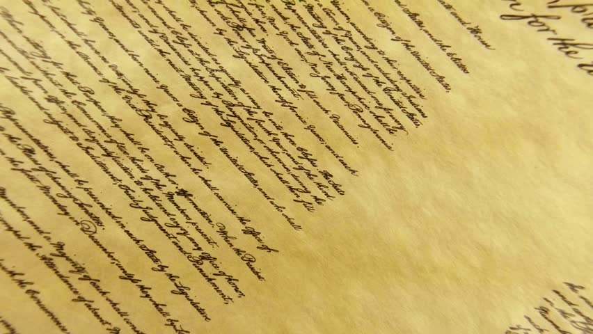 a paper on the constitution right of the united states Education is not mentioned in the constitution of the united states, and for good reason  property rights in 21 st-century america, points out, in san antonio independent school distict v.
