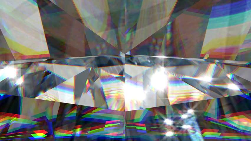 Shiny Diamond - HD stock video clip