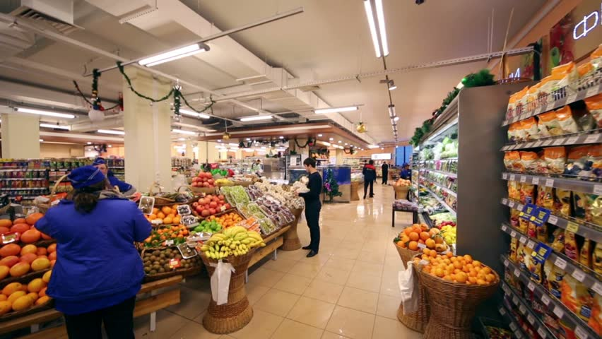 Top Grocery Stores In Russia It Food And Drink