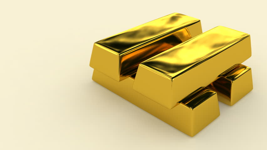 gold - seamless loop - HD stock footage clip