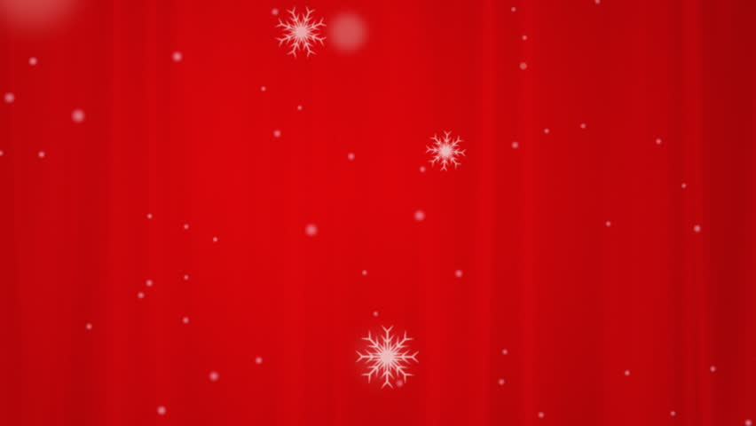 red snow christmas background - photo #4