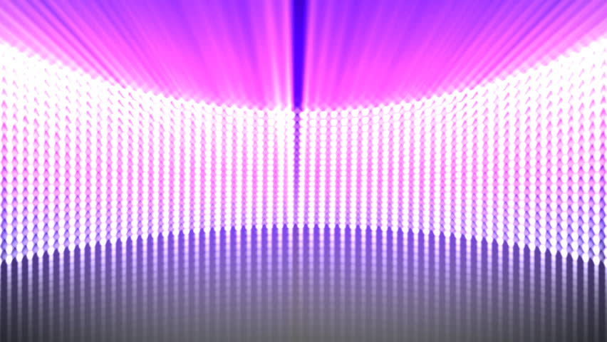 Glowing lights background - HD stock footage clip