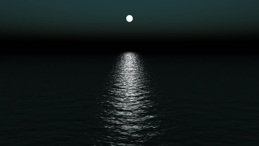 Reflections - Breathtaking..   Photography   Pinterest   Moon   Full Moon Reflecting Off Water