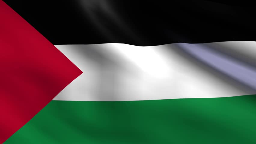 Flag of palestine background seamless loop animation stock footage video 6453794 shutterstock - Palestine flag wallpaper hd ...
