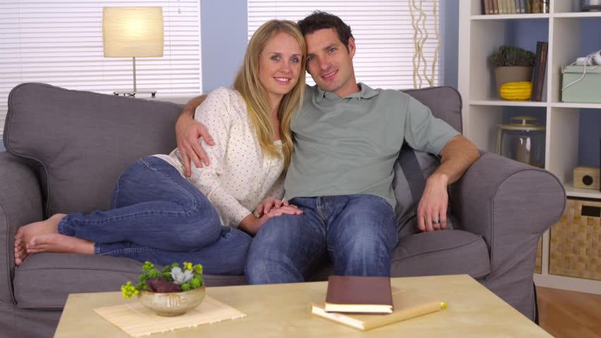 Linen Blend Cushion Cover Retro moon sun couple cartoon
