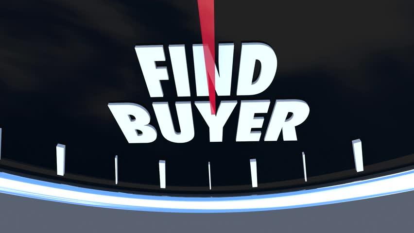 Sales Process Steps Speedometer Find Buyer Show Benefits Negotiate   | Shutterstock HD Video #6762247
