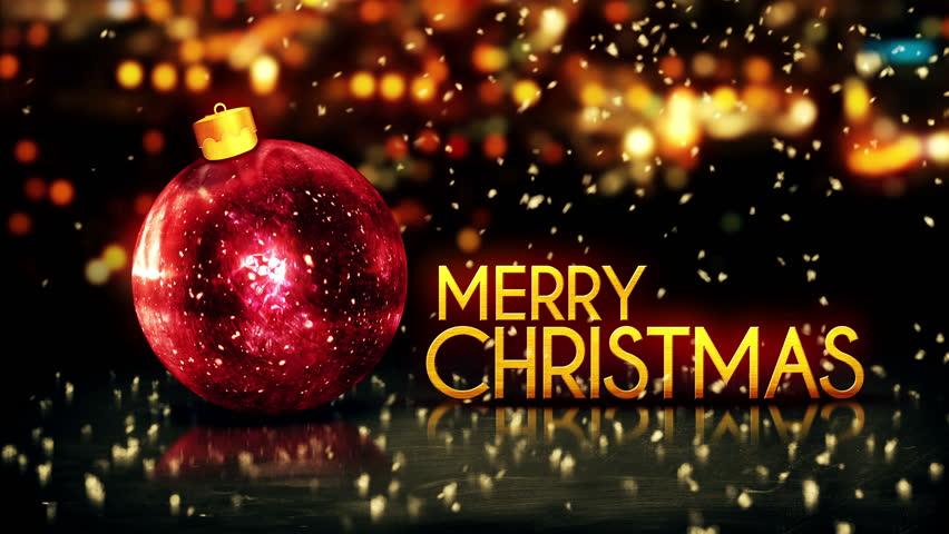 blurry christmas lights merry - photo #39