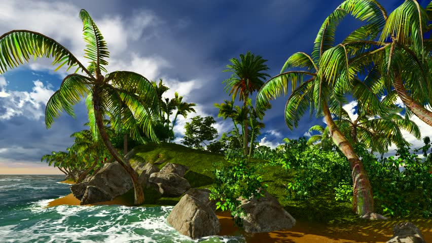 paradise skyscapes 2560x1440 - photo #8