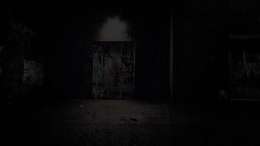 Alley Backdoor