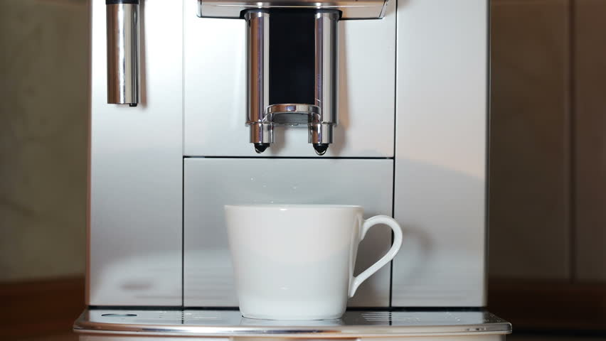 Coffee Maker Hot Tub : Coffee Tube Stock Footage Video - Shutterstock