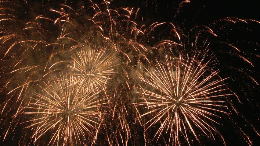 Fireworks | Shutterstock HD Video #7241452