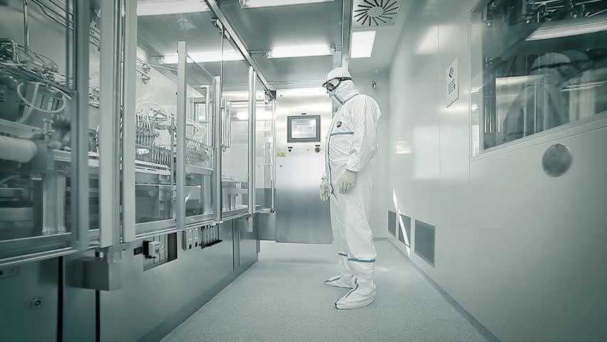 Chemical Laboratory | Shutterstock HD Video #7255024