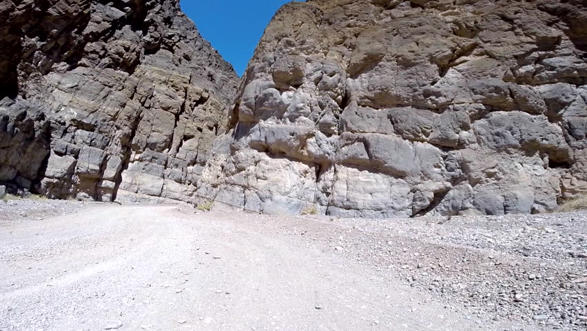 Titus Canyon Death Valley National Park