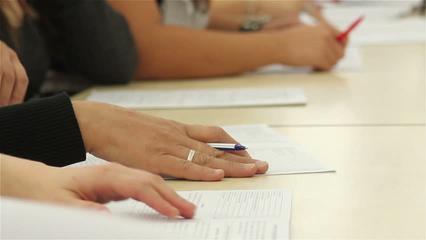 essay examination means progress testing