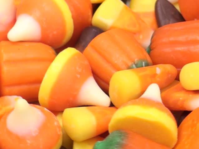 Candy corn seamless loop V2 - NTSC