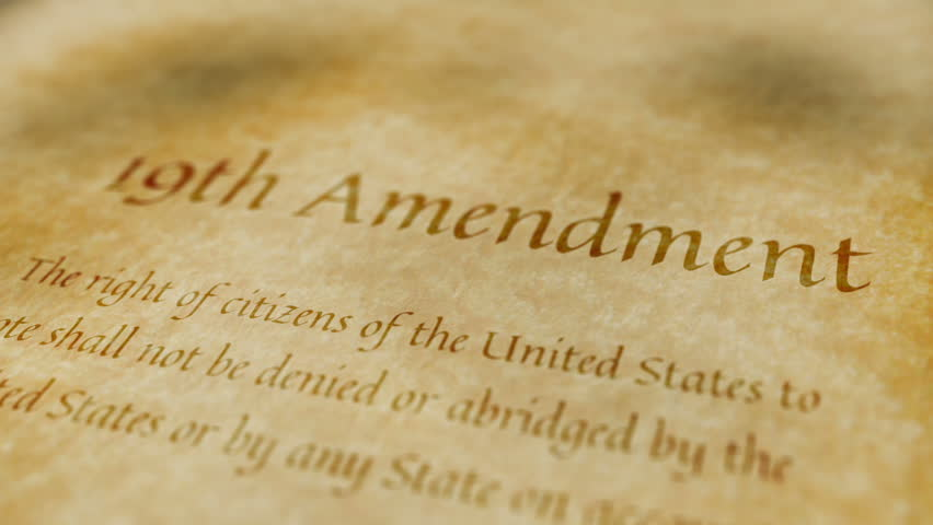 Header of amendment