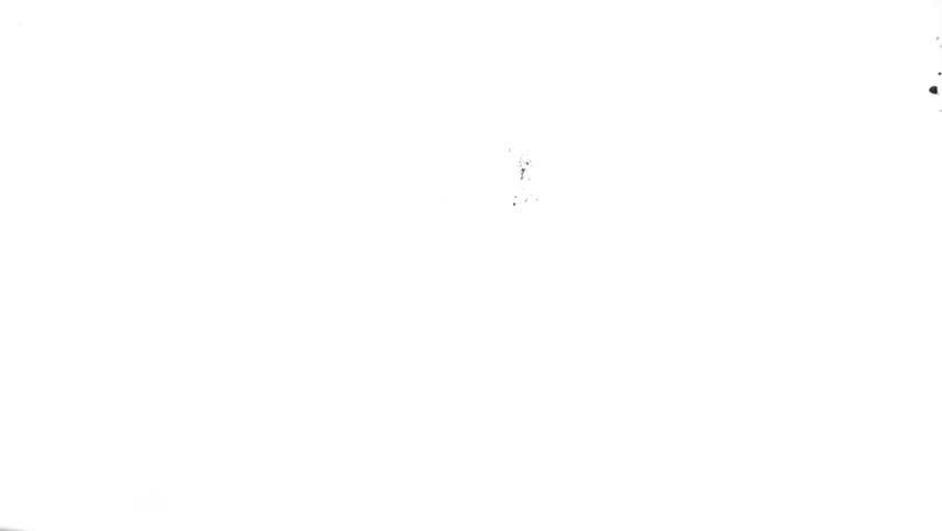 Ink Splatter - HD stock video clip