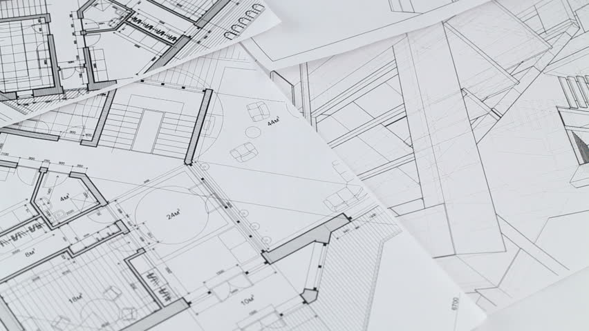 architectural plans fill the screen for a suitable