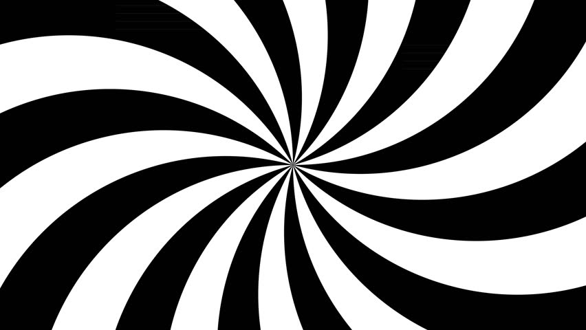 find the black dot illusion how to draw