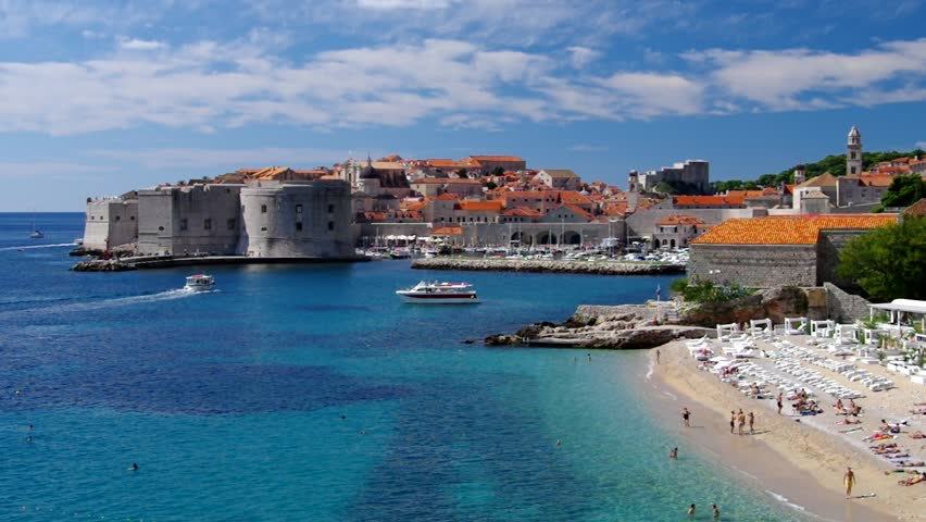 Header of Dubrovnik