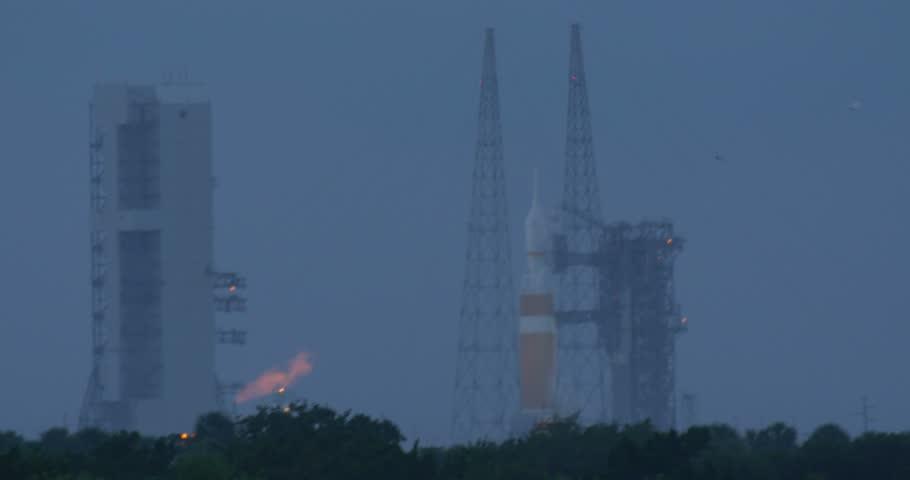 4K Delta IV Heavy Launch