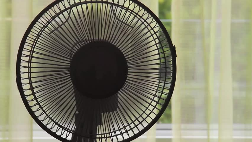 Ac Blowing Hot Air >> Air Conditioning Fan Ventilation Animation. Stock Footage ...