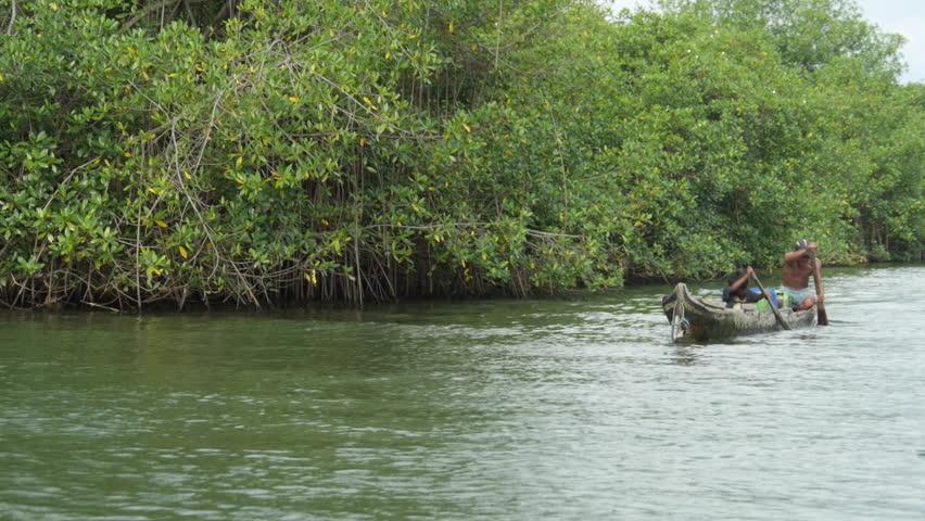 boy swimming river - photo #49