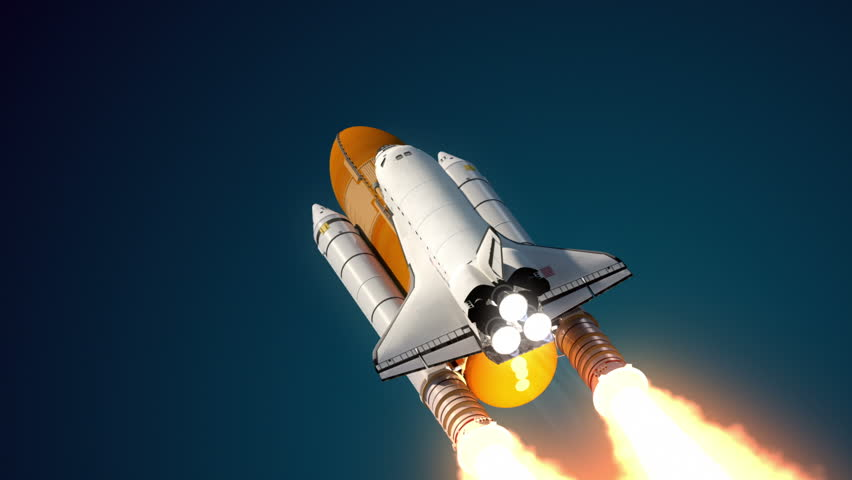 space shuttle animation - photo #39