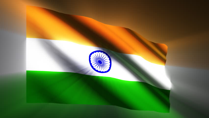 For Indian Flag Hd Animation: 4K India Earth Zoom In 3D Animation With Matte Layers