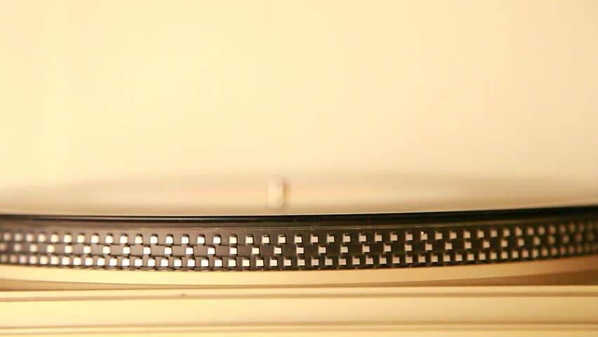 record player playing a vinyl black record ,abstract  music dj background
