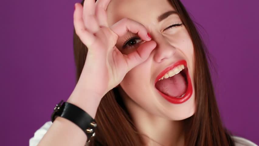 Facial Expression Video 32