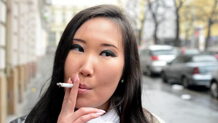 woman man Oriental asian and black