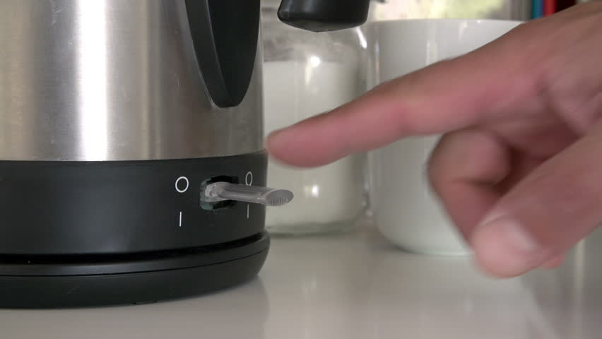 Images of appliances using electricity- kettle,toaster,dishwasher,microwave,plug,light switch,cooker - edited together.Shot on Sony FS700 at a frame rate of 25fps