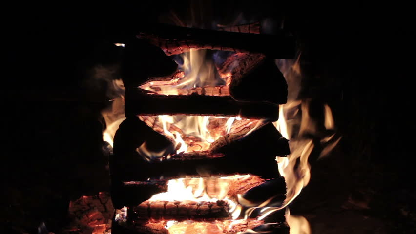 burning firewood,fire