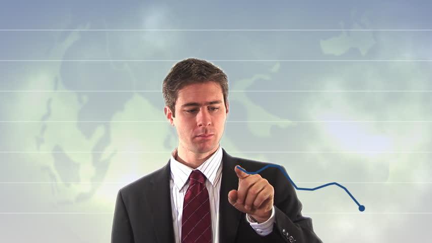 Stock Market  - HD stock video clip