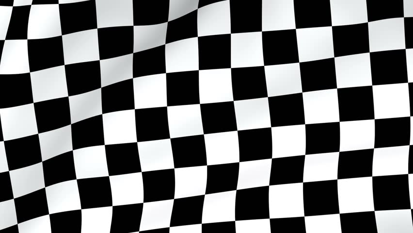 Checkered Flag Paper Checkered Flag Background